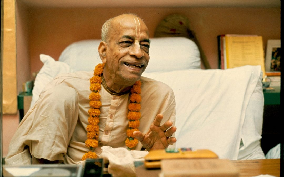 AC. Bhativedanta Swami Prabhupada