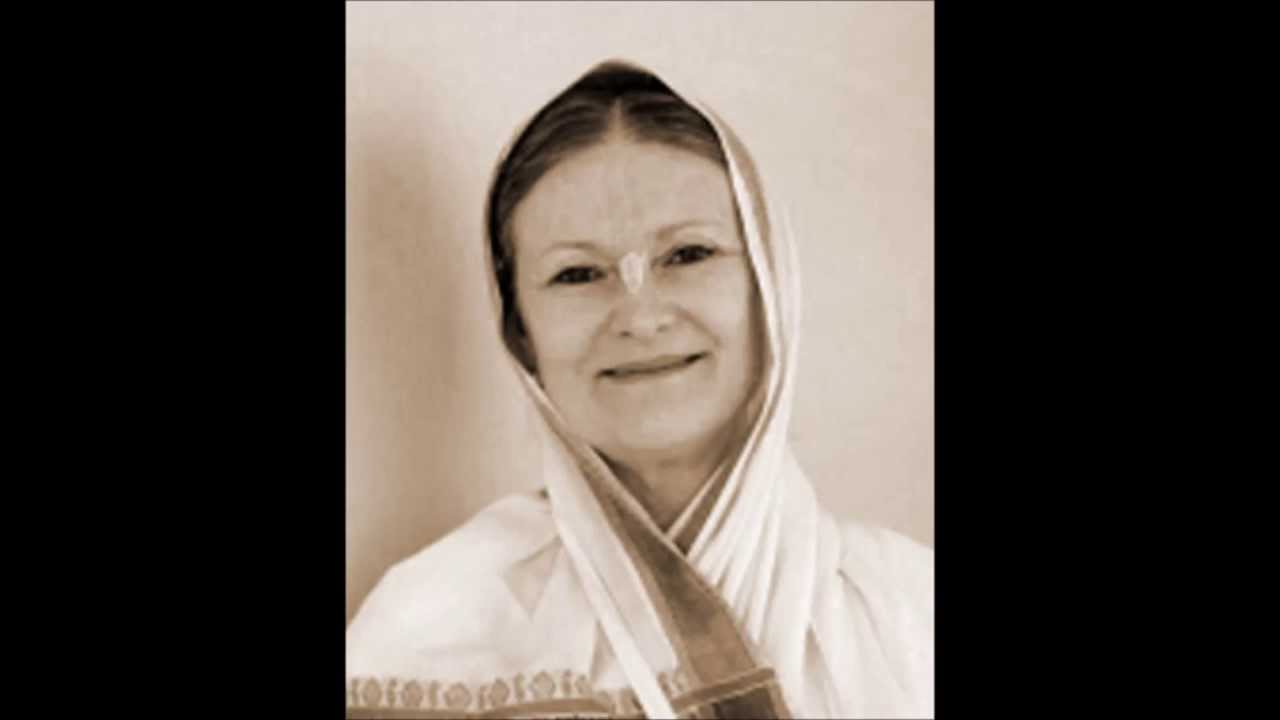 HG Mother Dina Sharana Mataji