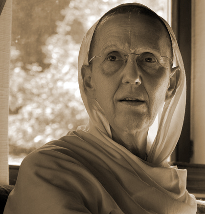 HG Mother Devaki Devi Dasi
